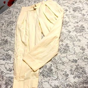 Free people high waisted pant